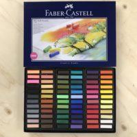faber castell pastelkrijt 72