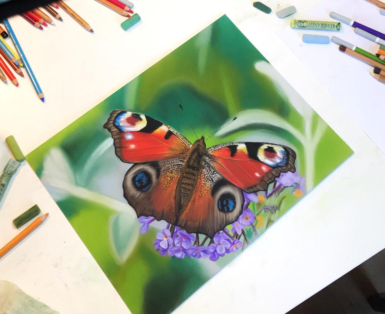 Top Realisme in Portret - Online basiscursus tekenen met pastel &MF91