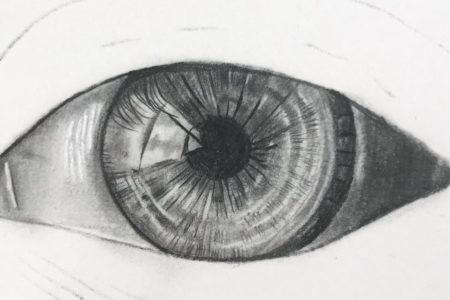 Portret tekenen met potlood uitgelegd!