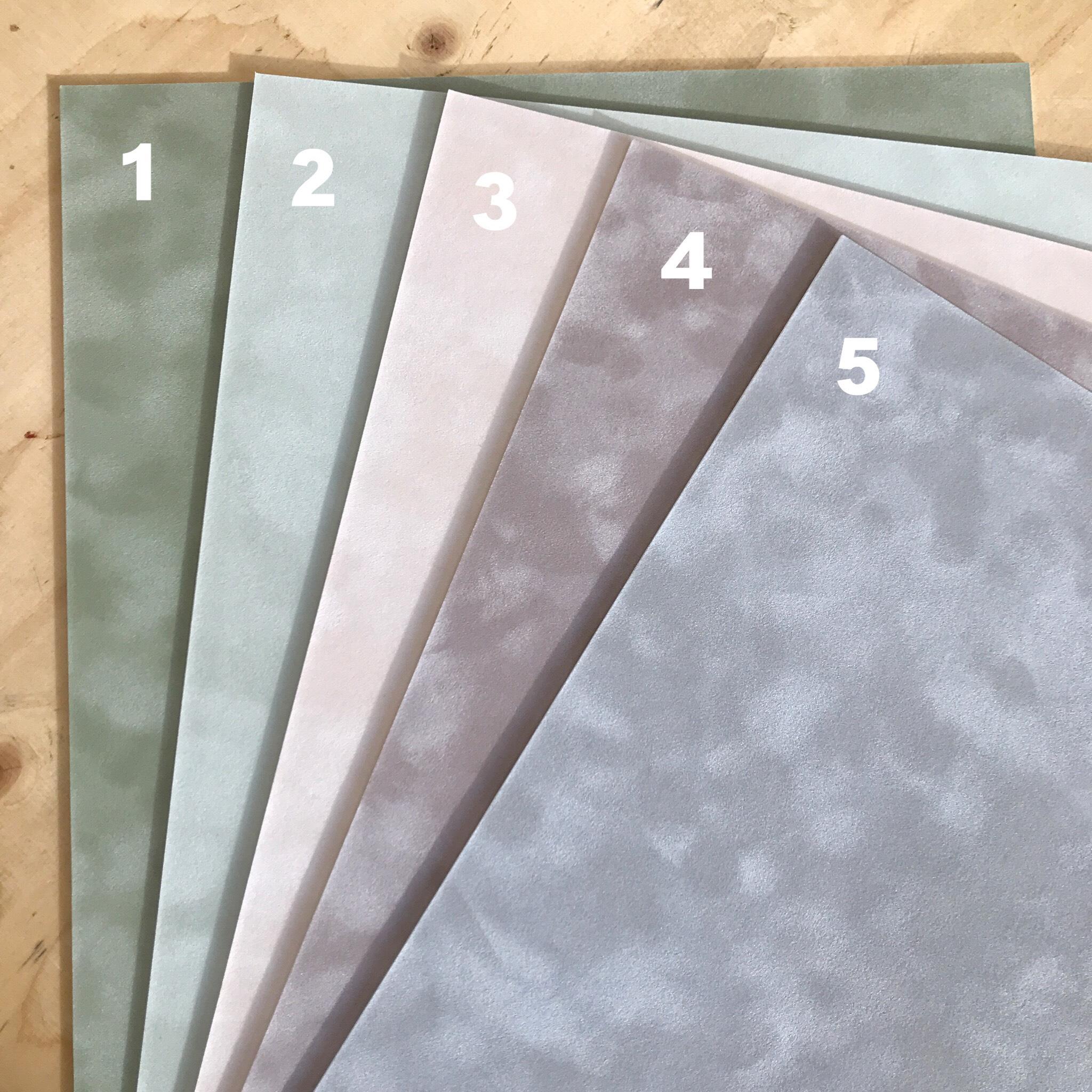 Soorten pastelpapier, de verschillen!