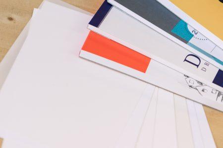 Proefpakket grafiet/kleurpotlood papier