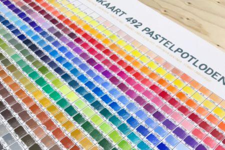 6 tips: Kleuren kiezen