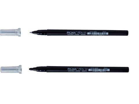 Pigma pennen